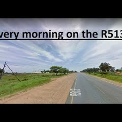 Reckless Negligent Driving every morning R513