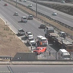 Sunday, 28 August 2016: Multi Vehicle Crash on R24 Westbound after Barbara I/C. Left lane closed. Drive Carefully.