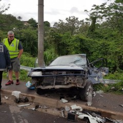 Crash: Durban 3 Killed