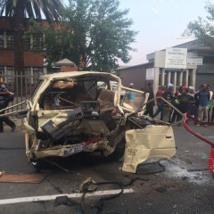 Taxi Crash
